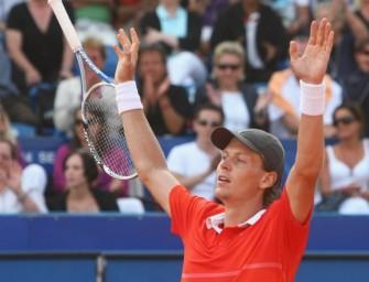Tscheche Berdych gewinnt ATP-Turnier in München