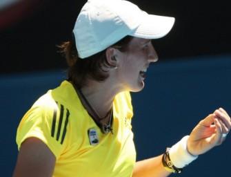 Barrois mit zweitem Viertelfinaleinzug des Jahres