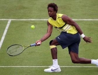 Monfils muss in Wimbledon passen