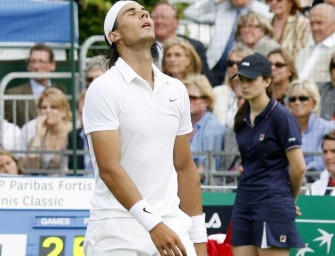 Titelverteidiger Nadal muss in Wimbledon passen