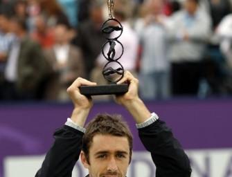 Qualifikant Becker triumphiert in 's-Hertogenbosch