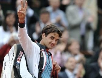 Federer träumt in England vom 15. Grand-Slam-Titel