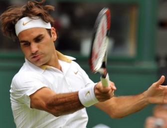 Federer ohne Mühe – Blake schon raus