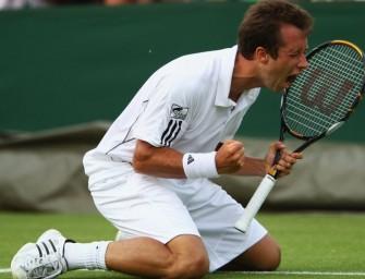 Schüttler in Wimbledon ausgeschieden