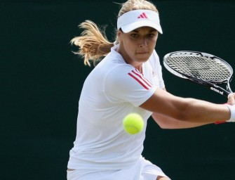 Lisicki zieht in Wimbledon in Runde drei ein