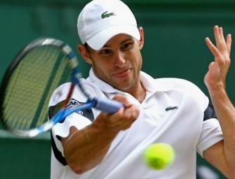 Roddick und Murray im Achtelfinale von Wimbledon