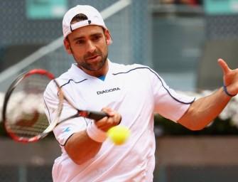 Kiefer in Gstaad im Viertelfinale