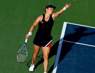 Rückkehrerin Clijsters in Toronto gestoppt