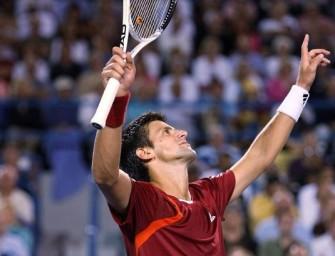 Djokovic bezwingt Nadal und trifft auf Federer