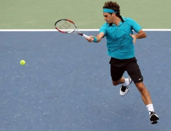 Federer triumphiert in Cincinnati