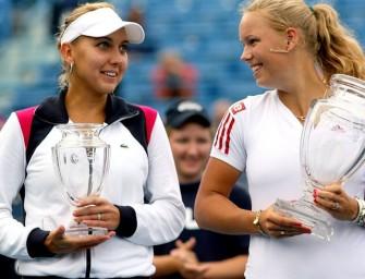 Wozniacki erneut Turniersiegerin in New Haven