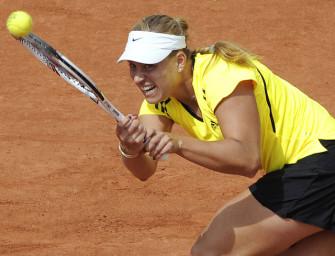 French Open: Kerber verliert gegen Rezai
