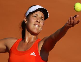 Ana Ivanovic mit frühem Aus bei den French Open