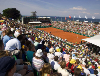 ATP-Turnier in Bastad im Internet-TV