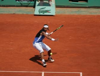 Vorhand von Rafael Nadal: Der Auf-Reisser