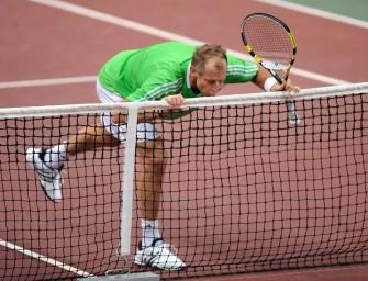Nach Pleite gegen Thiem: Thomas Muster beendet Tennis-Karriere