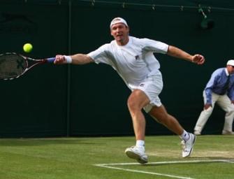 Wimbledon-Blog: Wie der rote zum weißen Blitz wurde