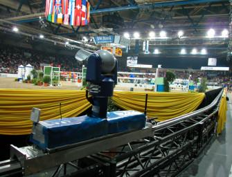 Neues Kamerasystem für den Davis Cup