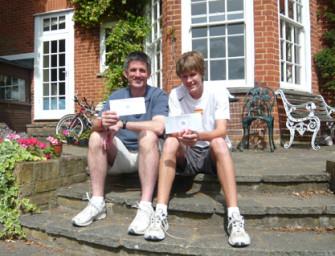 Wimbledon-Blog: Tim und Neil aus Dallas