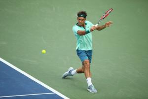 Taktik von Federer