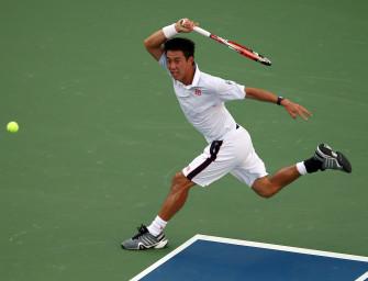 Nishikori schreibt japanische Tennis-Geschichte