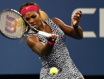 US Open: Williams ohne Satzverlust im Halbfinale