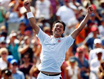 Kei Nishikori: Japans neuer Tennisstern