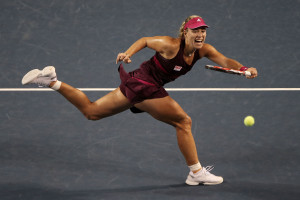 Powerfrau: Deutschlands Tennis-Ass Angelique Kerber