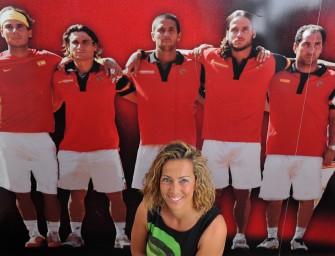 Gala Leon Garcia wird Davis Cup-Coach in Spanien – ja und?