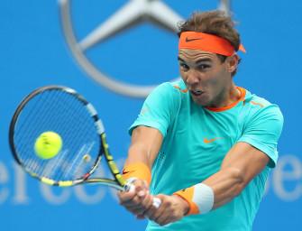 Nadal mit starkem Comeback – Gojowczyk schlägt Karlovic