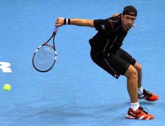 Benjamin Becker im Viertelfinale von Kuala Lumpur
