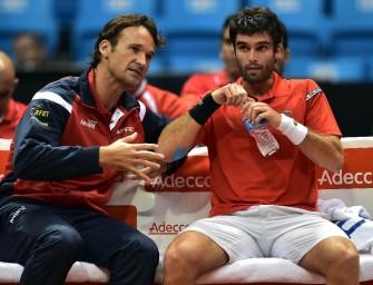 Nach Abstieg: Moya hört als Spaniens Davis-Cup-Kapitän auf