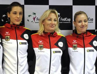 """Kerber und Petkovic für """"Fed Cup Heart Award"""" nominiert"""