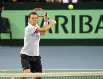 Kamke in Wien im Achtelfinale gegen Ferrer