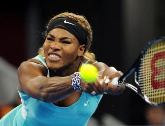Knieverletzung: Serena sagt Viertelfinale gegen Stosur ab