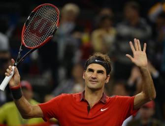 Federer bezwingt Djokovic in Shanghai