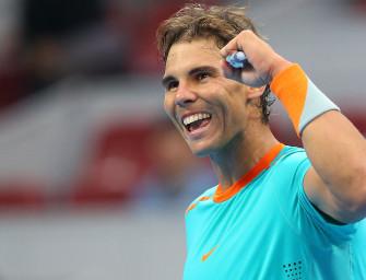 Peking: Nadal hat keine Probleme mit Gojowczyk