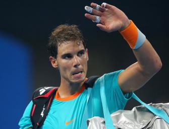 """Nadal: """"Ich muss operiert werden"""""""