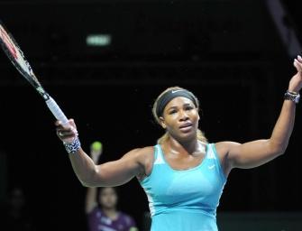 WTA-Finals:  Williams erlebt Debakel gegen Halep