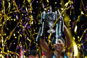 Serena Williams wurde 2014 auch Weltmeisterin