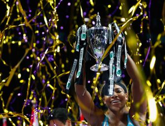 Serena Williams gewinnt WTA-Finale