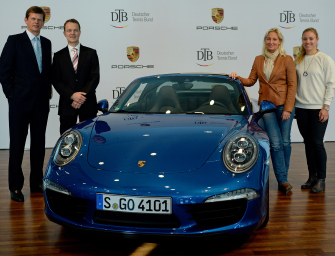 Porsche verlängert Vertrag mit DTB