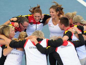 Umfrage der Woche: Fed Cup-Finale gegen Tschechien