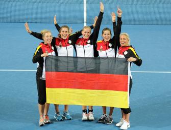 Fed Cup-Finale in Prag: Jetzt wird es ernst