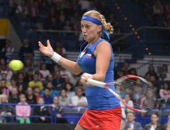 Fed-Cup-Finale: Kvitova führt Tschechien an