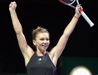 WTA-Finals: Sharapova vor dem Aus, Halep im Halbfinale
