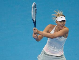 Sharapova besiegt Kvitova im Finale von Peking