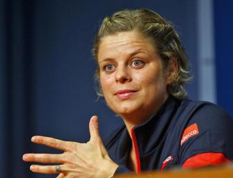 Kim Clijsters wird Turnierdirektorin in Antwerpen