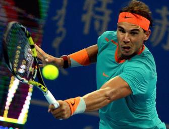 Peking: Nadal scheitert überraschend an Klizan