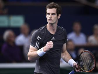 Lokalmatador Murray bucht Ticket für ATP-Finale
